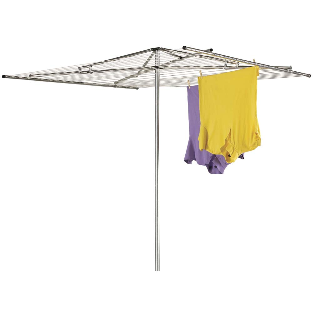 Outdoor Cloth Dryer ~ The household essentials outdoor parallel clothesline
