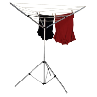 Household Essentials Portable Umbrella Dryer with Tripod