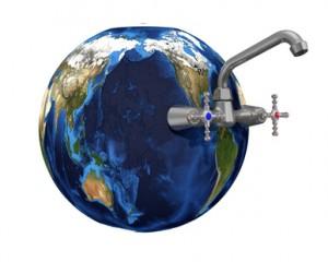 Земной шар как источник пресной воды