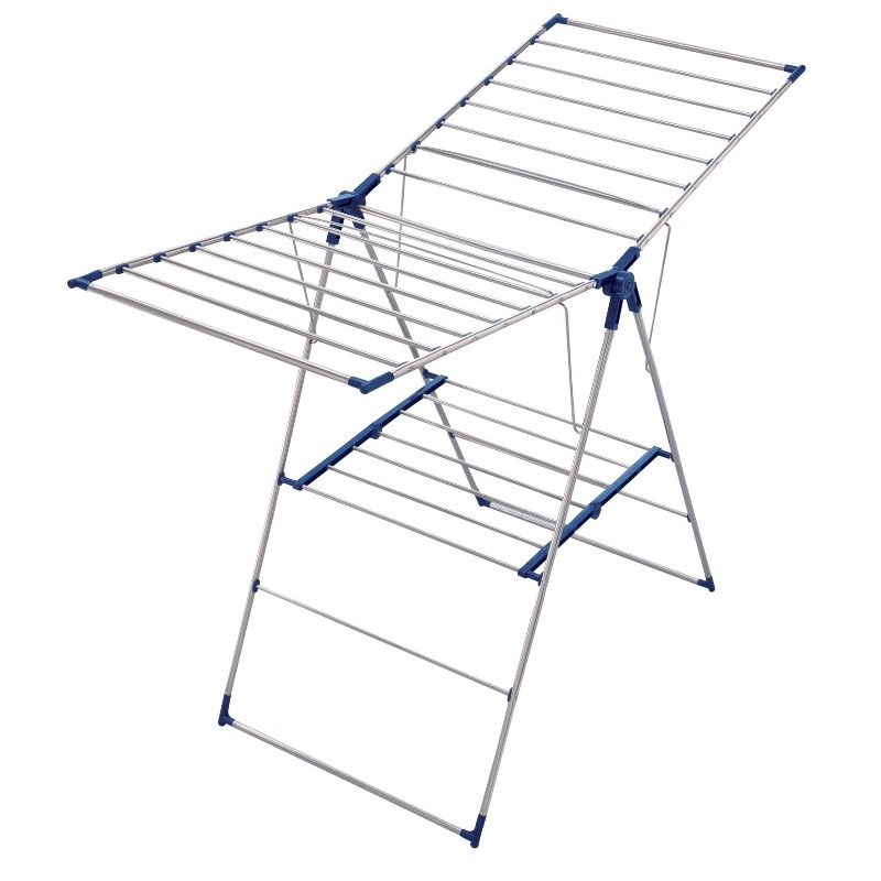 Leifheit Portable Gullwing Y Airer Roma 150 Drying Rack
