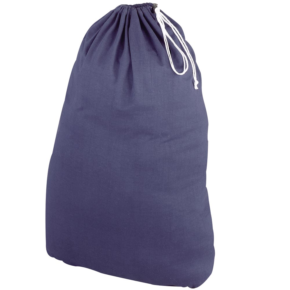 100% Polyester Jersey Bag - Blue