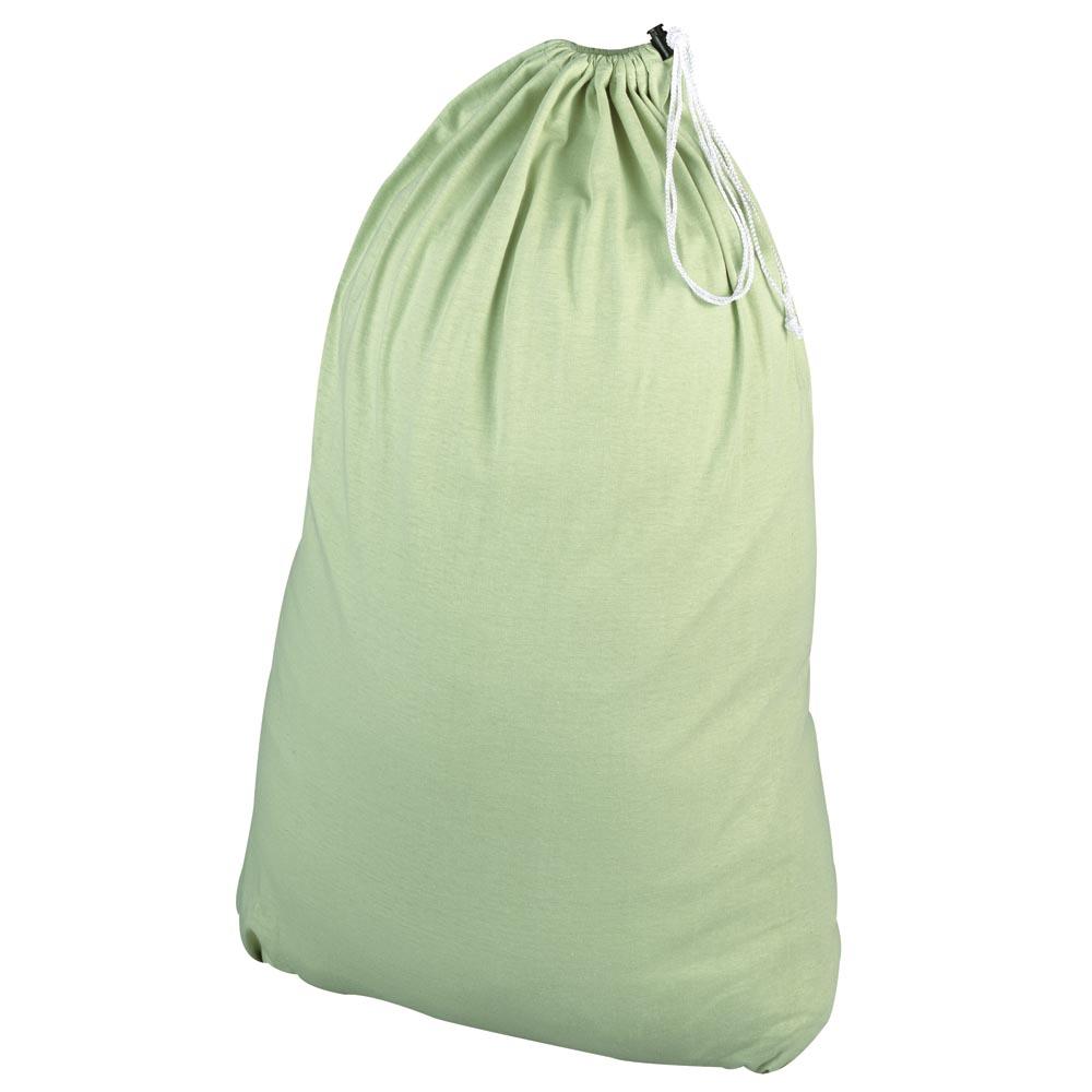 100% Polyester Jersey Bag - Sage Green