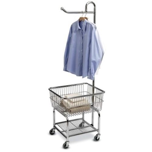 Chrome Laundry Butler