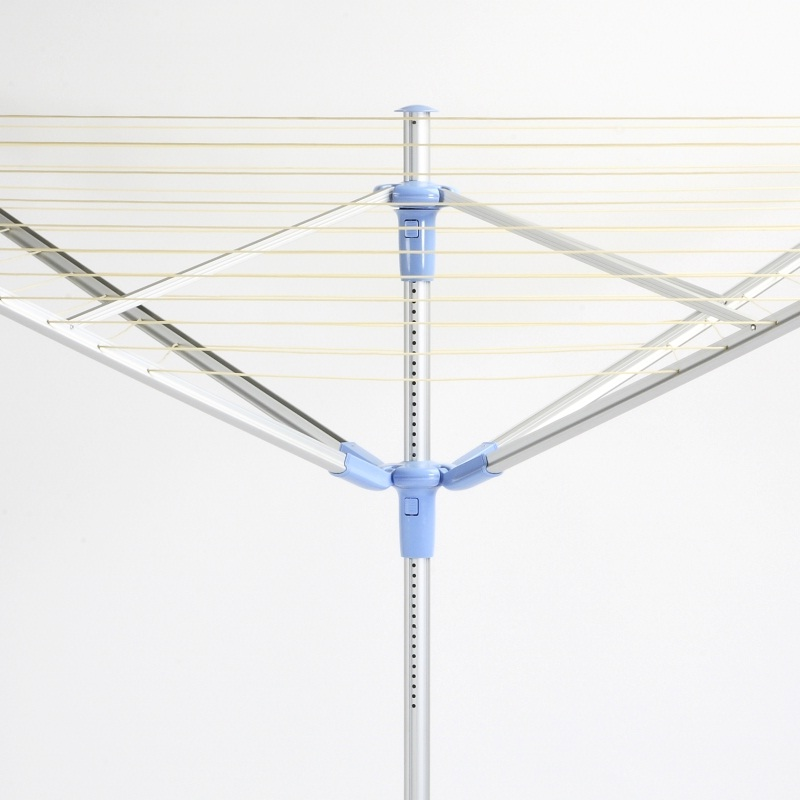 Moerman Rotary and Multistage 4 arms 164ft Clothesline