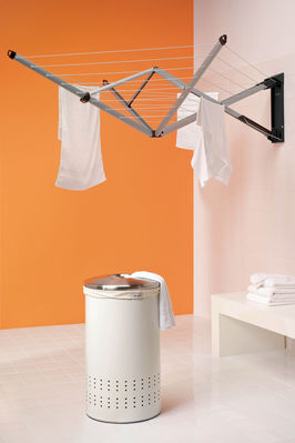 Brabantia Wallfix Wall Mounted Rotary Clothes Dryer