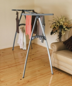 Hills Portable 120 Clothes Airer