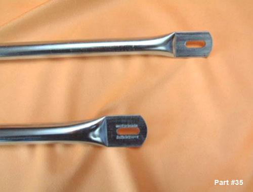 Cross Bar/Rod for x2 InstaHANGERs