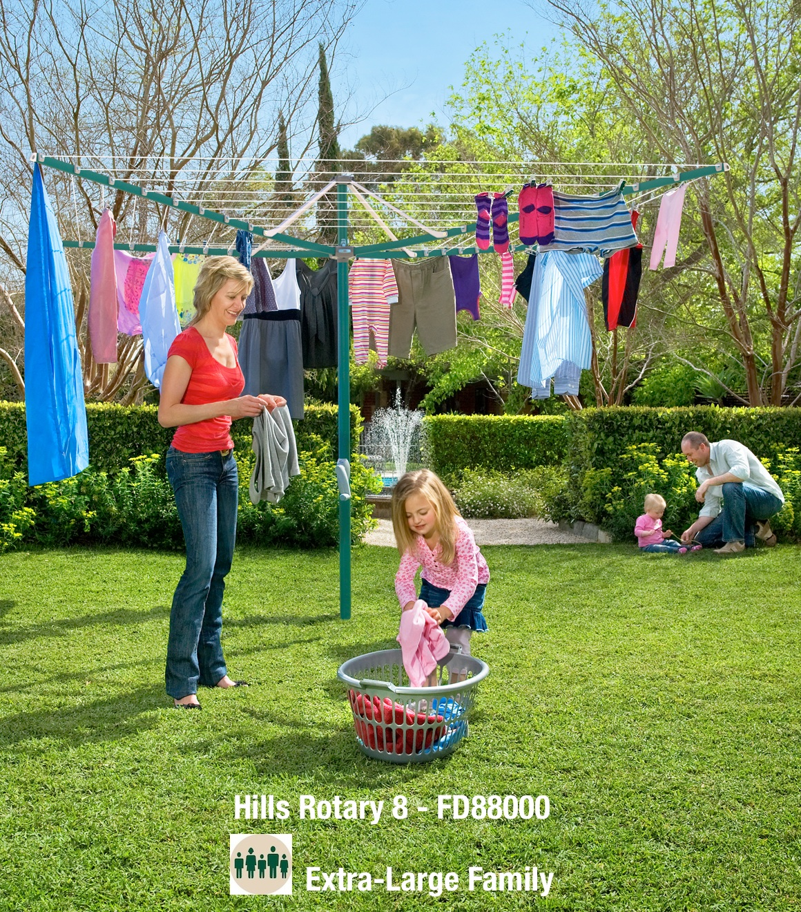 Family Clothesline Options Urban Clotheslines