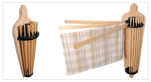 Sun Maid Wall Mounted Clothes Airer