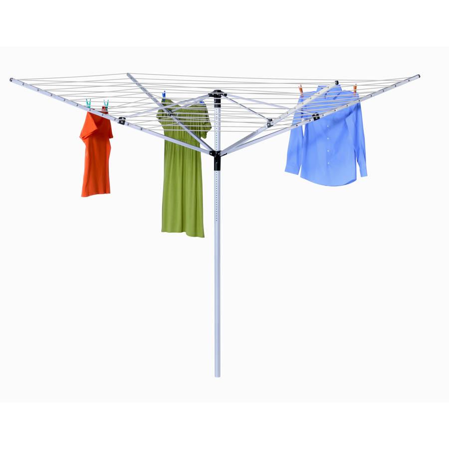 rotary clothes line umbrella clothesline urban. Black Bedroom Furniture Sets. Home Design Ideas