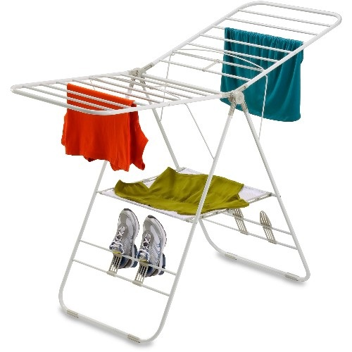 Steel Gull Wing Clothes Dryer