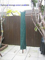 Breezecatcher Parallel Clothes Line Storage Cover