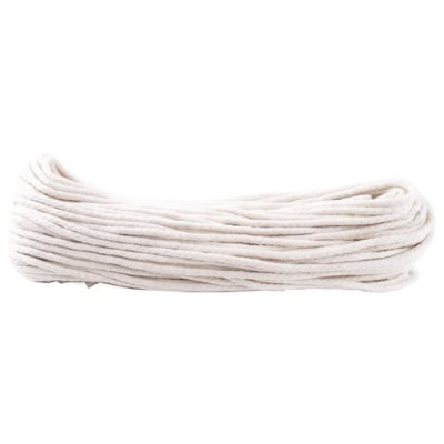 Poly Reinforced Cotton Clothesline - 100 ft