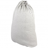 100% Polyester Jersey Bag - Grey