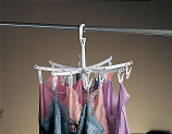 Carousel Clothes Dryer - Plastic with 16 Clips