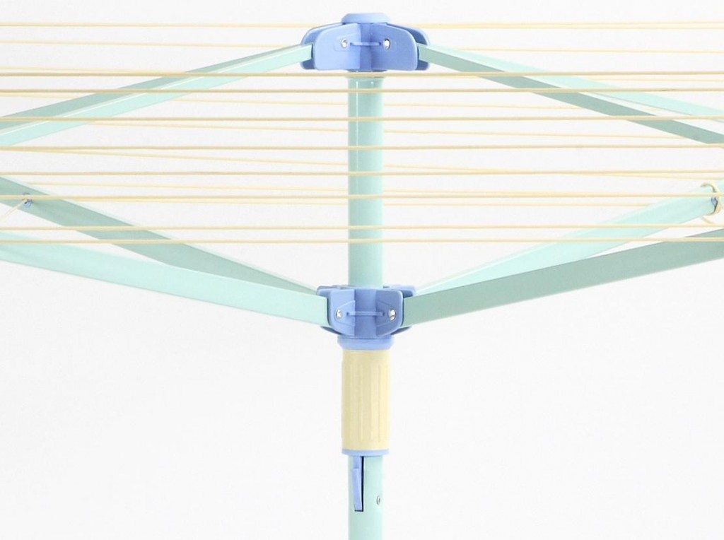 Moerman Solid Rotary Clothesline from Urban Clotheslines
