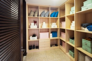 decoration and design of modern wardrobe
