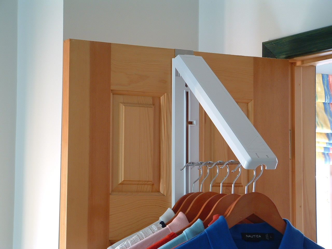 Instahanger Fold Away Clothes Dryer Urban Clotheslines