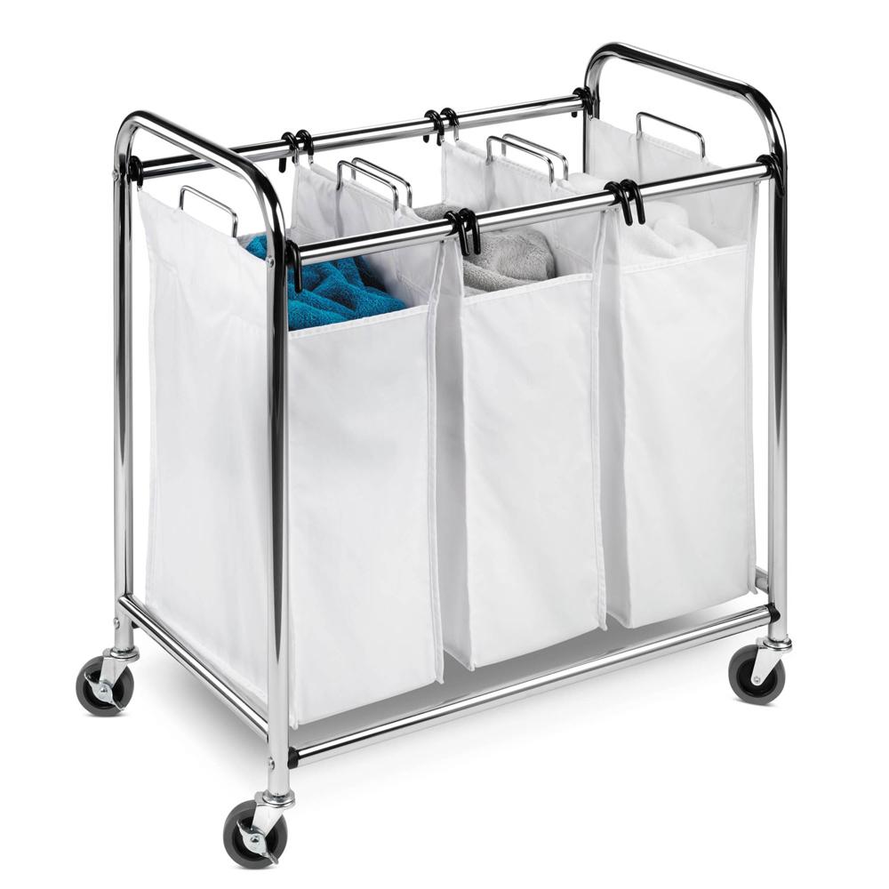 Honey Can Do 3 Bag Laundry Sorter - Urban Clotheslines