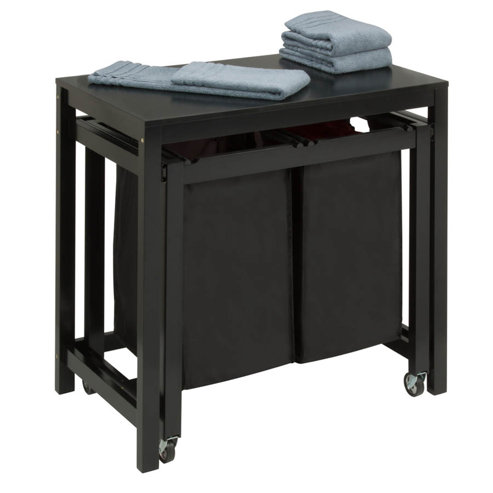 Double Sorter Folding Table Urban Clotheslines