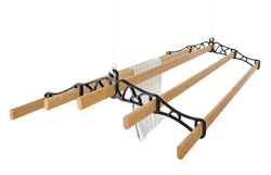 Cast in Style 5 Lath Victorian Ceiling Airer