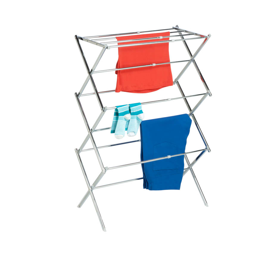 Expandable Drying Rack, Chrome