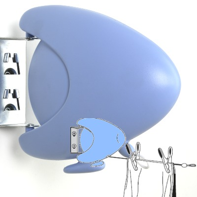 Moerman Single Line Retractable Clothes Dryer