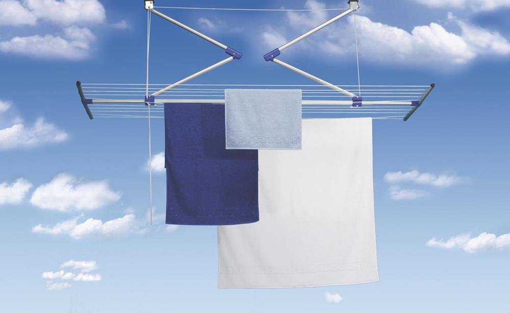 Stewi Lift Ceiling Clothes Dryer - Swiss Made!