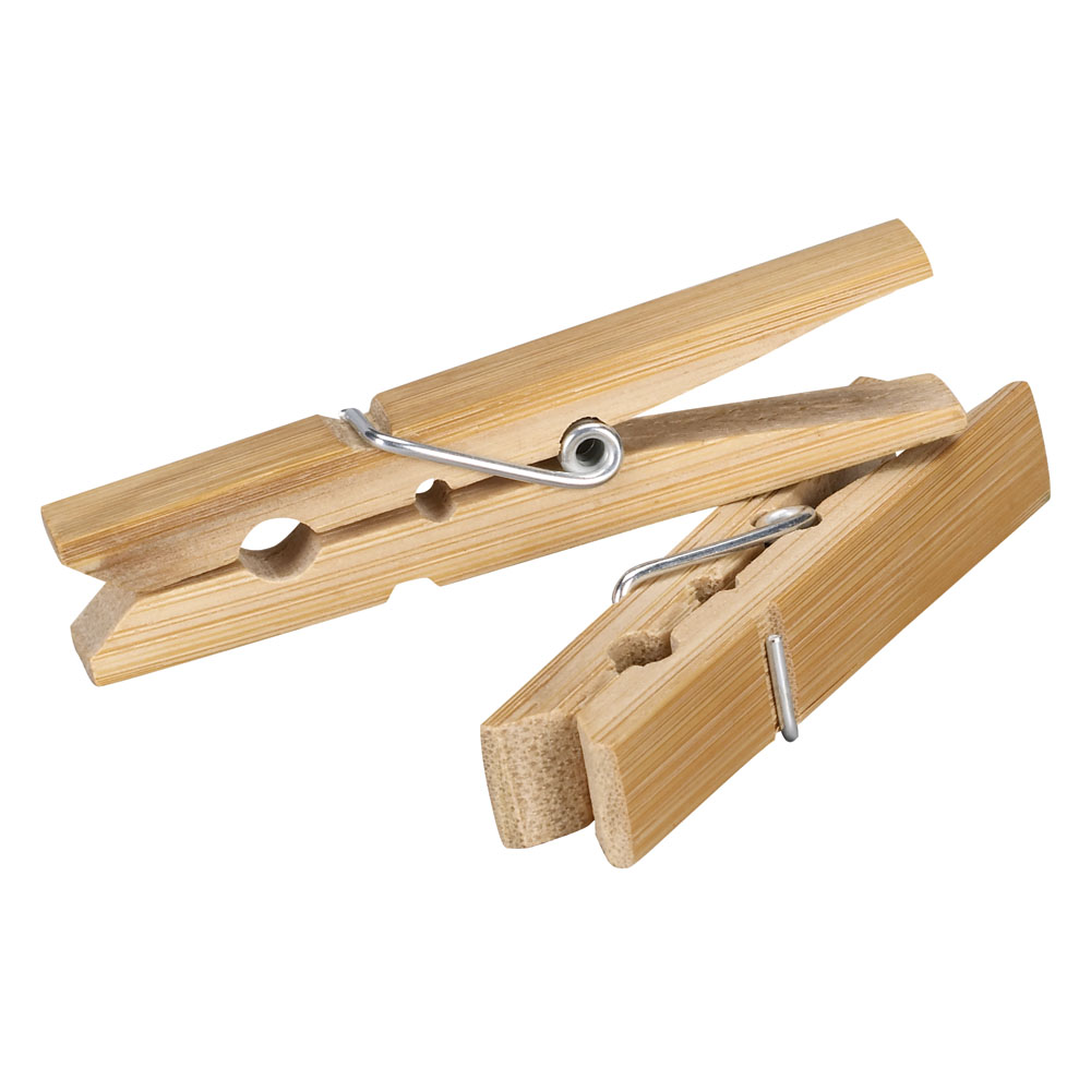 Traditional Wood Clothespins - 50/96 Pack
