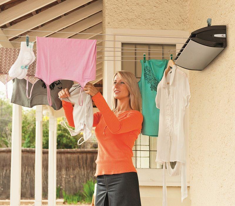 Hills Extenda 6 Retractable Clothesline
