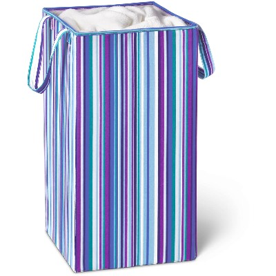 Collapsible Square Laundry Hamper