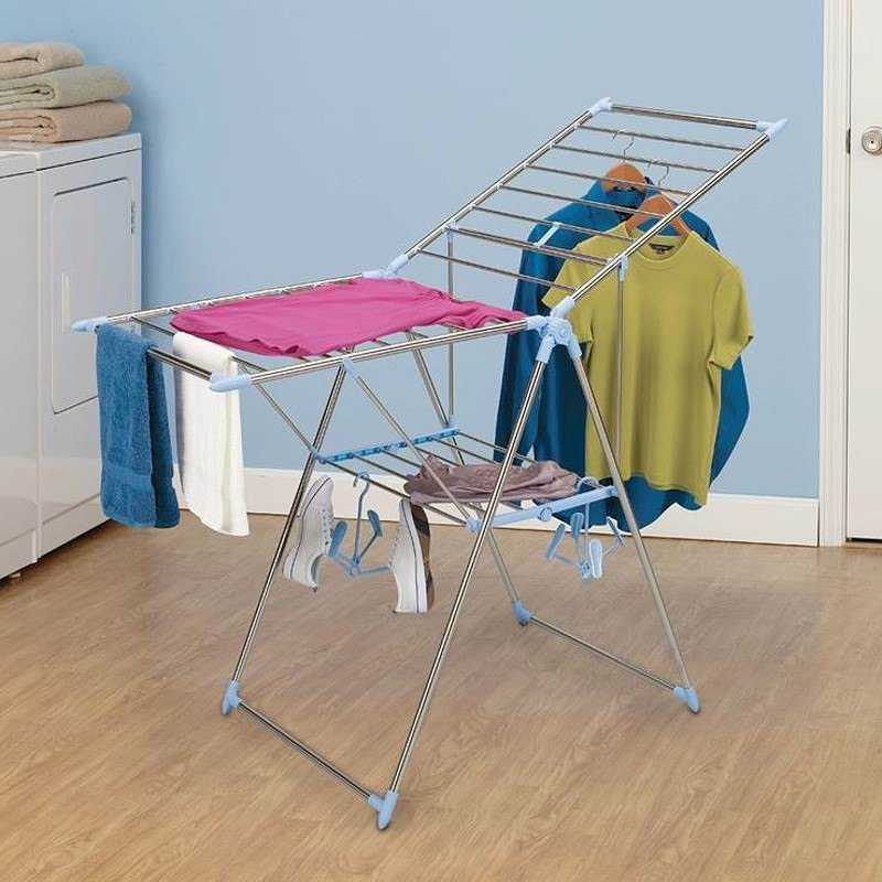 Gullwing Air Drying Rack
