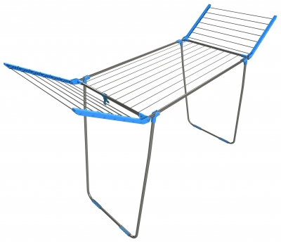 Hills Simplicity Family Clothes Airer