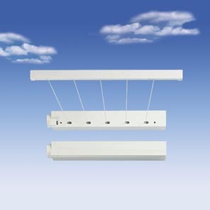 Stewimat 5 Line Retractable Dryer